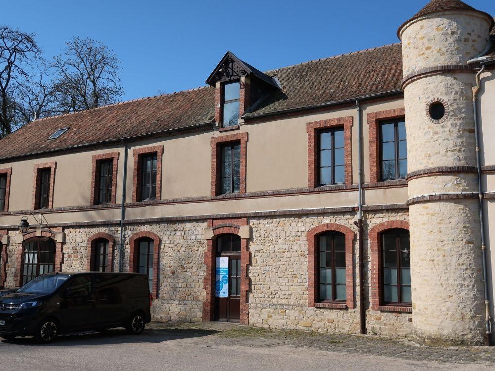Nymphaea dans le château de Bourron