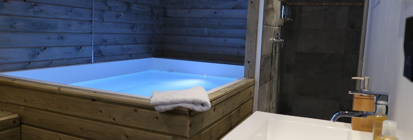 Grand bain de flottaison Nymphaea